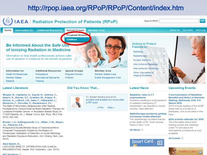 http://rpop.iaea.org/RPoP/RPoP/Content/index.htm