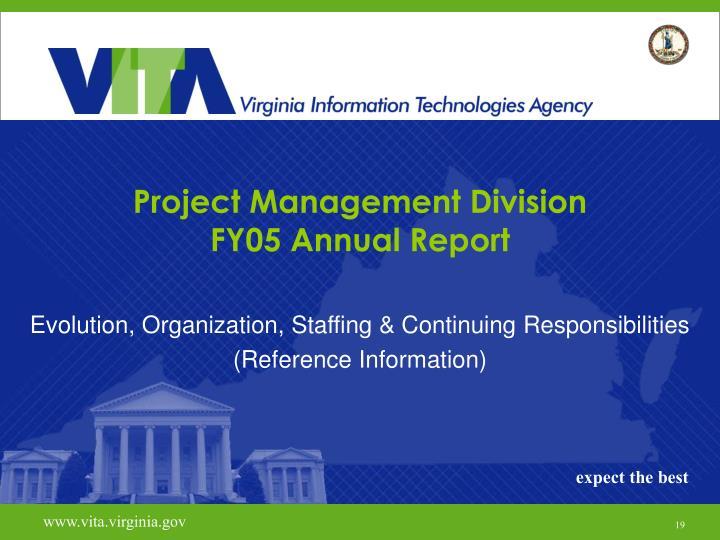 Project Management Division