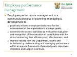 employee performance management1