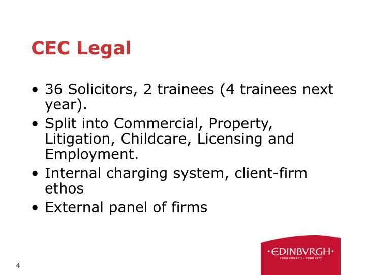CEC Legal