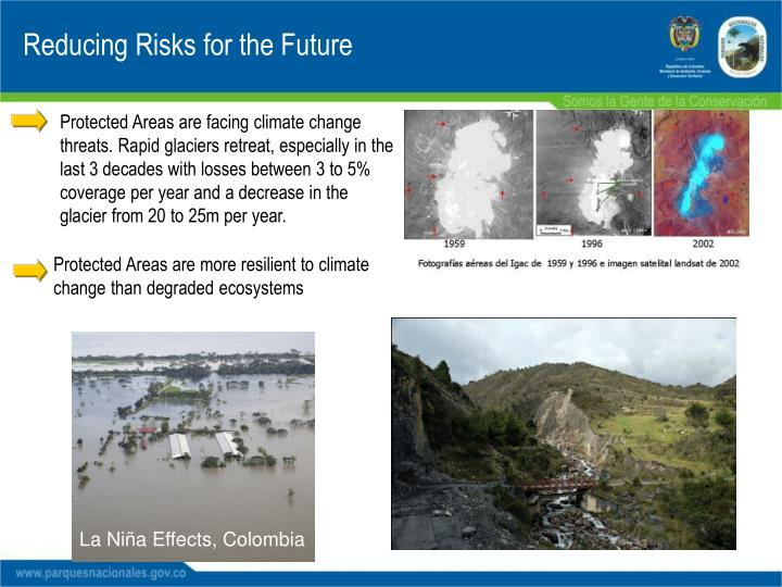 Reducing Risks for the Future
