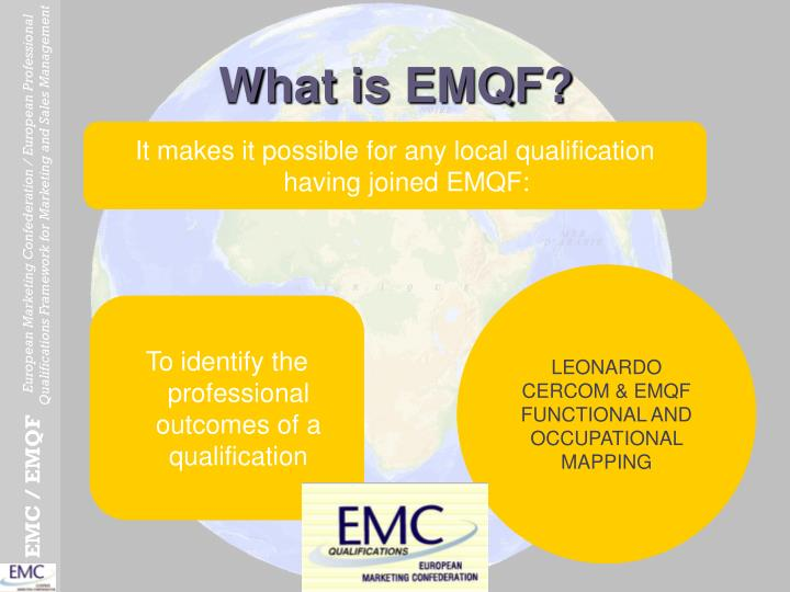 What is EMQF?