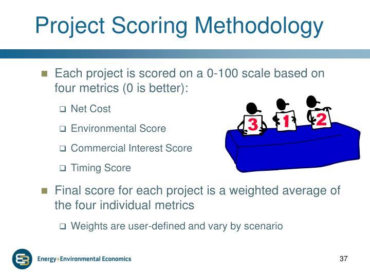 Project Scoring Methodology