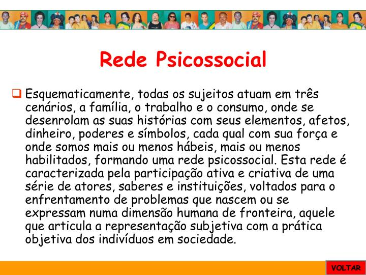 Rede Psicossocial