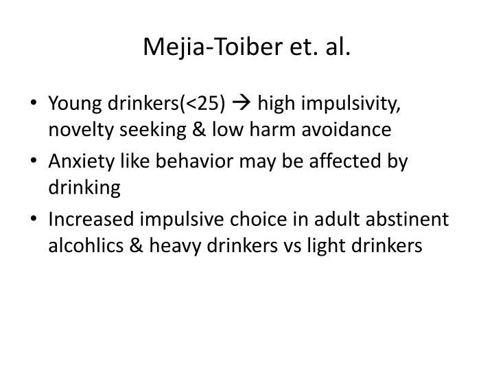 Mejia-Toiber et. al.