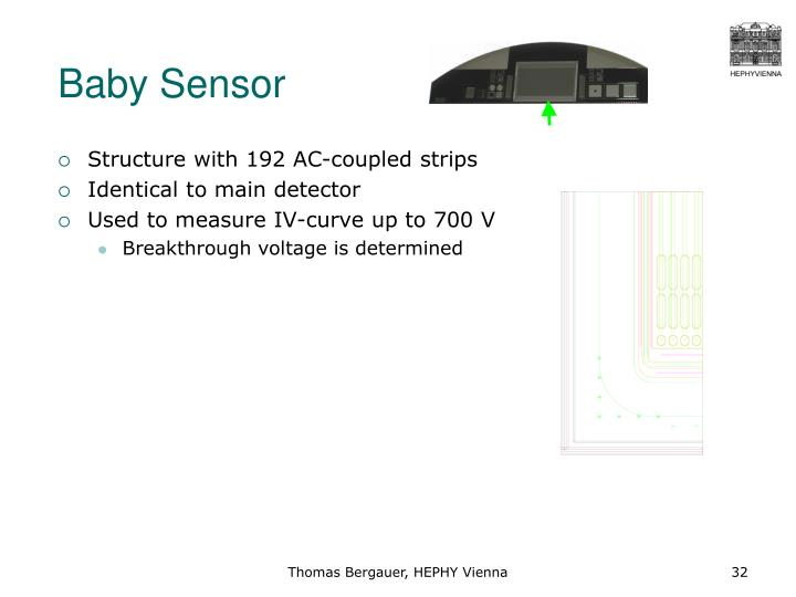 Baby Sensor