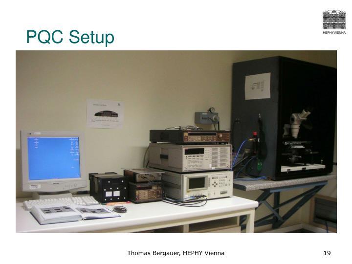 PQC Setup