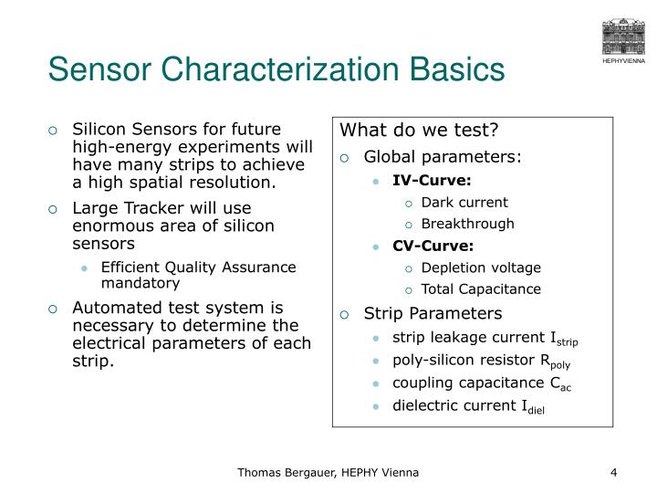 Silicon Sensors for future high-energy experiments will have many strips to achieve a high spatial resolution.
