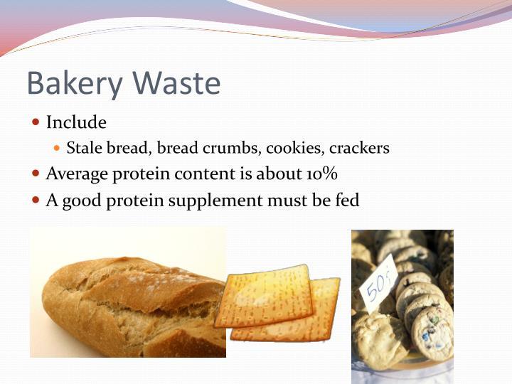 Bakery Waste