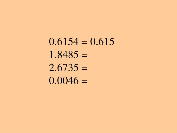 0.6154 = 0.615