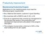 productivity improvement3