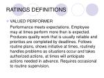ratings definitions1