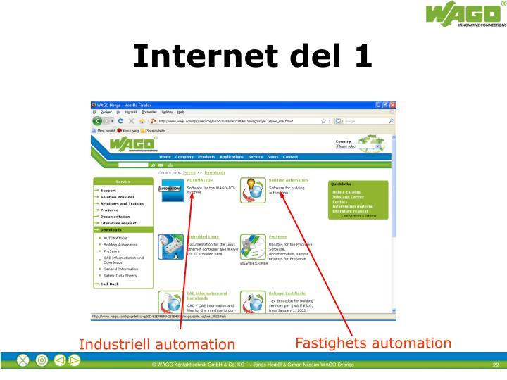 Internet del 1