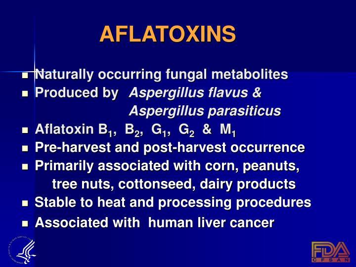 Aflatoxins