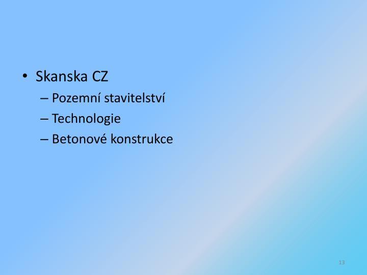 Skanska CZ