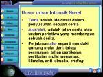 unsur unsur intrinsik novel1