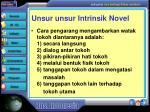 unsur unsur intrinsik novel4