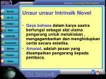 unsur unsur intrinsik novel6