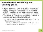 international borrowing and lending cont1