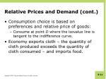 relative prices and demand cont1