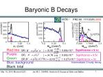 baryonic b decays2
