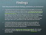 empirical study findings