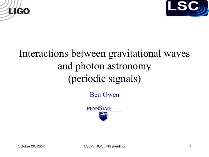 Interactions between gravitational waves and photon astronomy periodic signals
