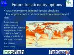 future functionality options1