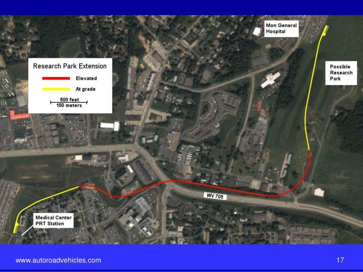Research Park Extension