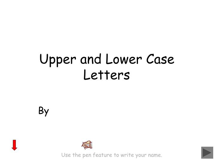 upper and lower case letters n.