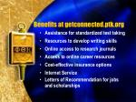 benefits at getconnected ptk org