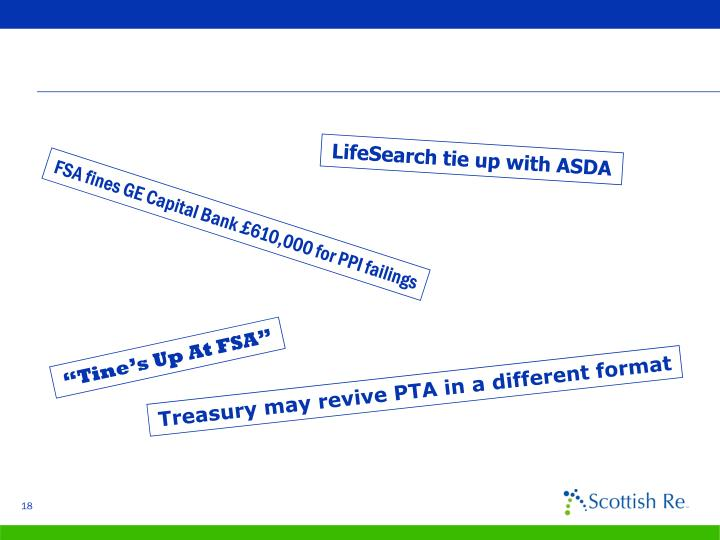 LifeSearch tie up with ASDA