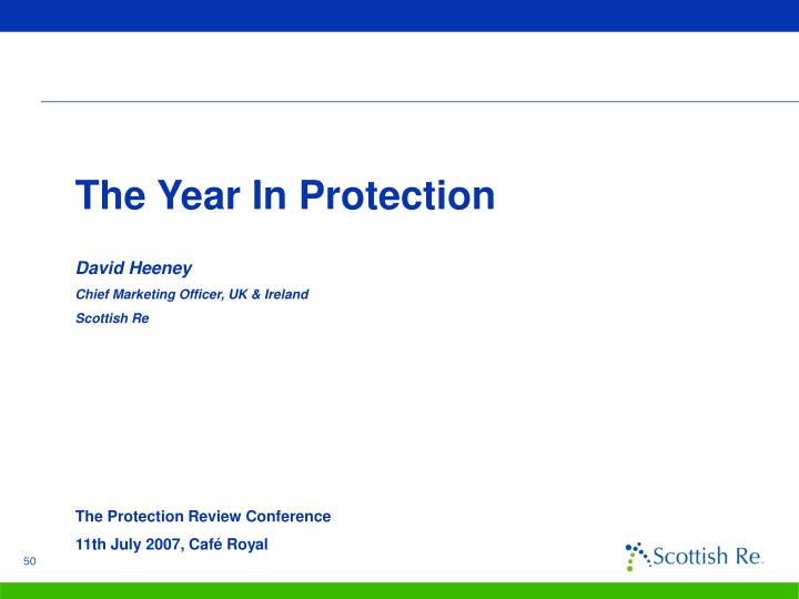 The Year In Protection