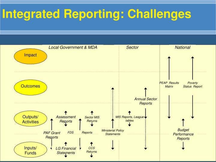 Integrated Reporting: Challenges
