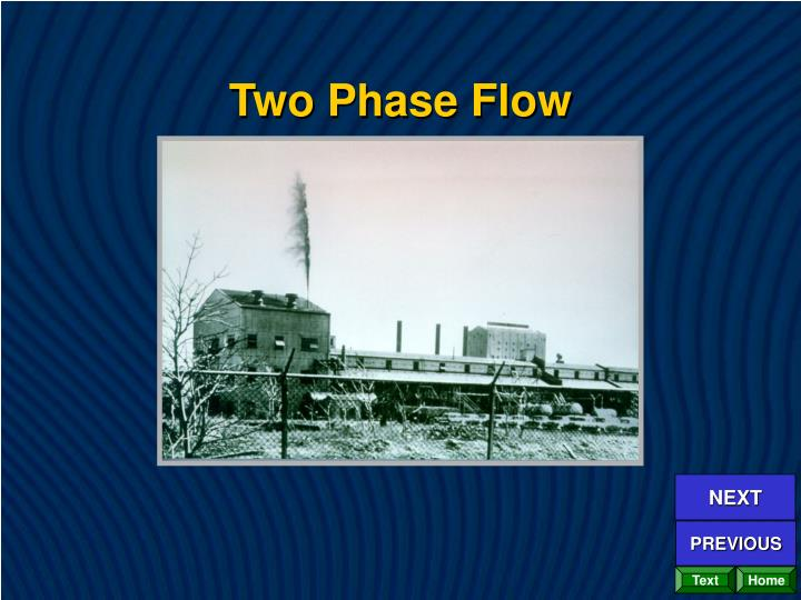 Two Phase Flow