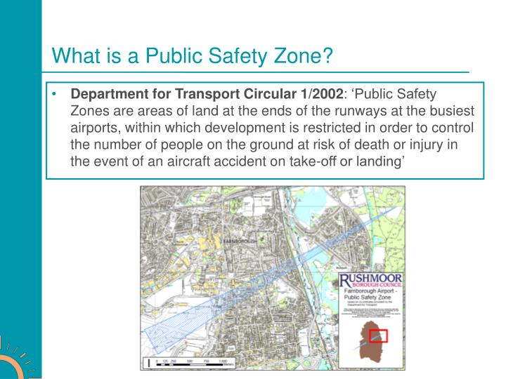 Department for Transport Circular 1/2002