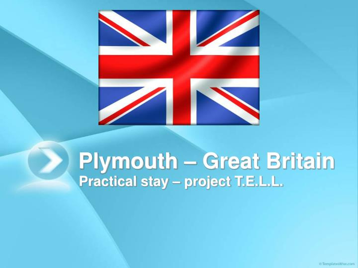 plymouth great britain