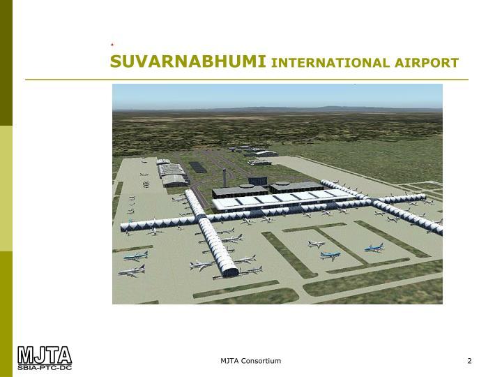 Suvarnabhumi international airport welcome mee net