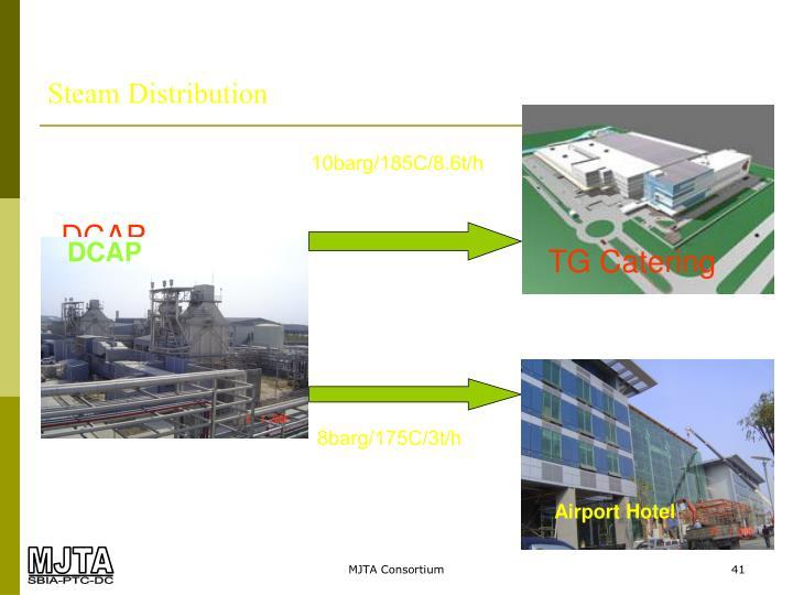 Steam Distribution