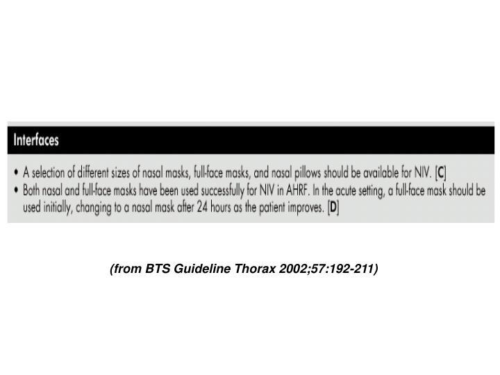 (from BTS Guideline Thorax 2002;57:192-211)