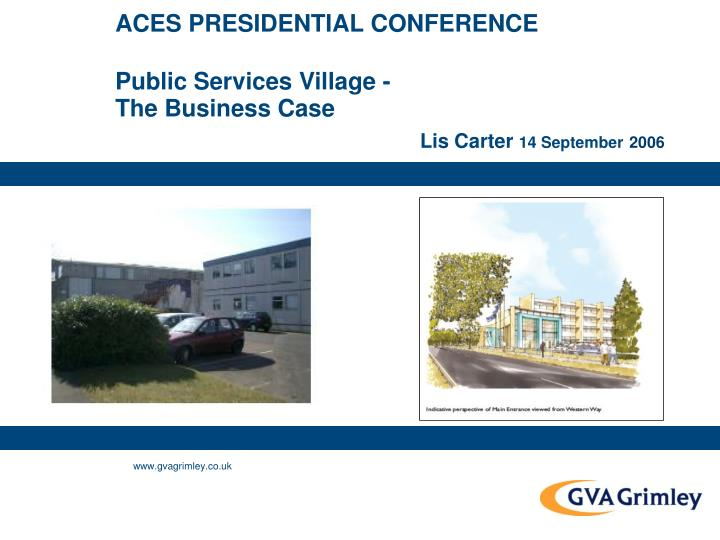 ACES PRESIDENTIAL CONFERENCE