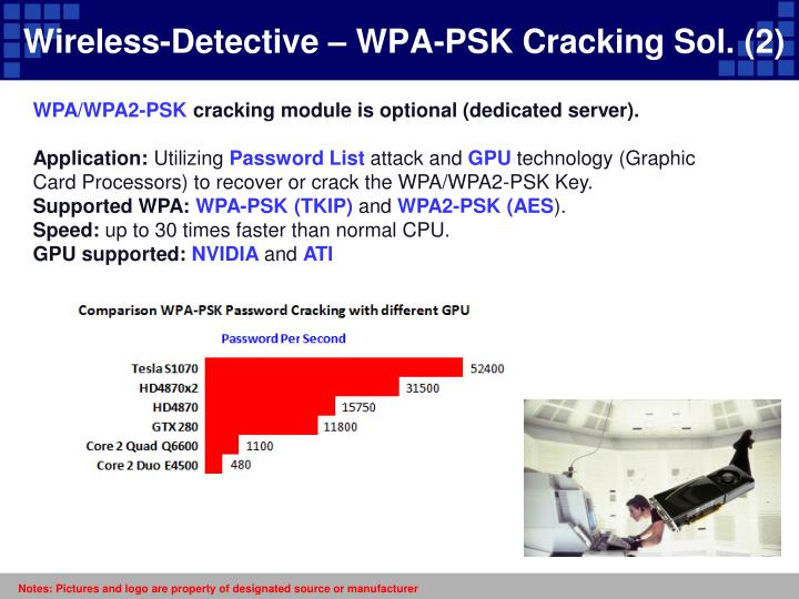 Wireless-Detective – WPA-PSK Cracking Sol. (2)