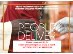 people that deliver