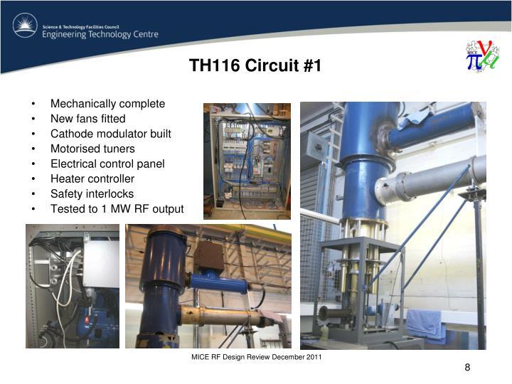 TH116 Circuit #1