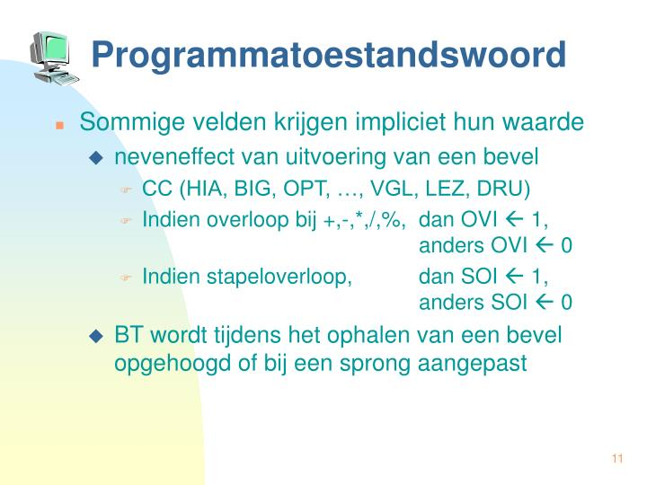 Programmatoestandswoord