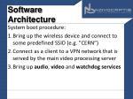 software architecture1