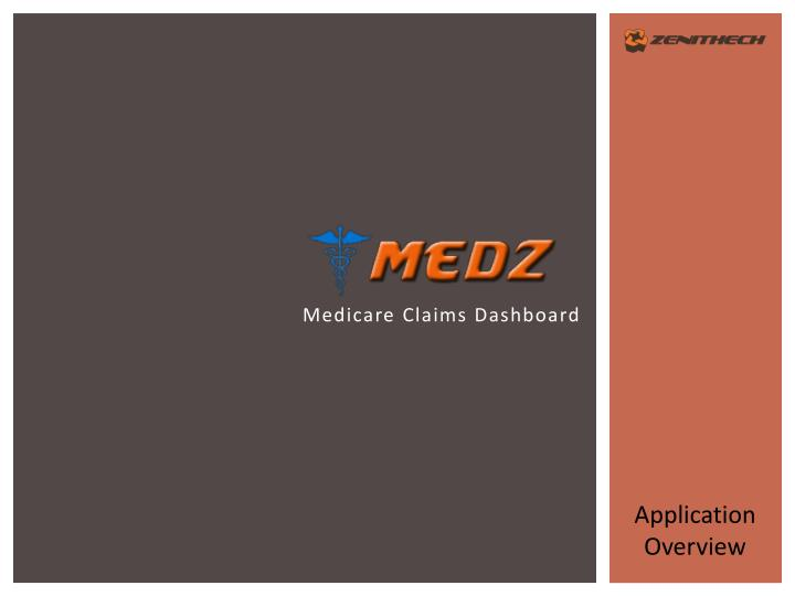 medicare claims dashboard n.