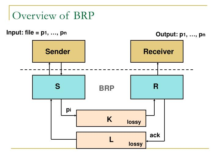 Overview of BRP