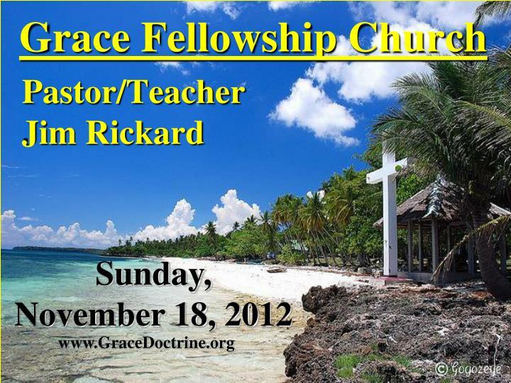 grace fellowship church n.