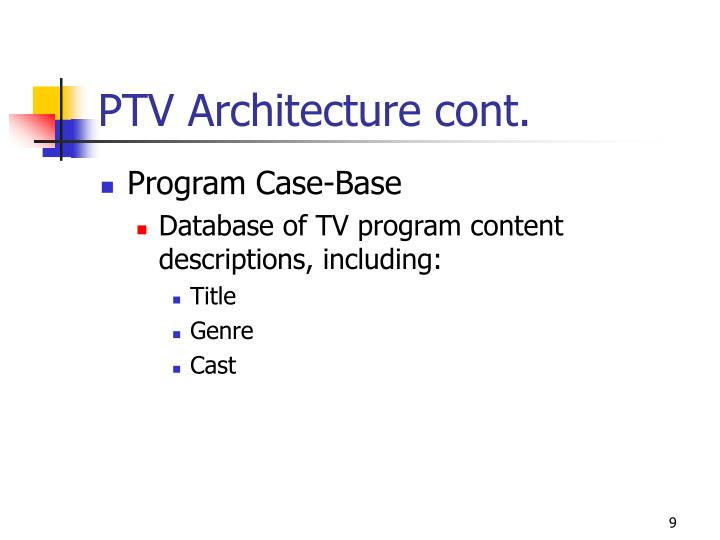 Program Case-Base